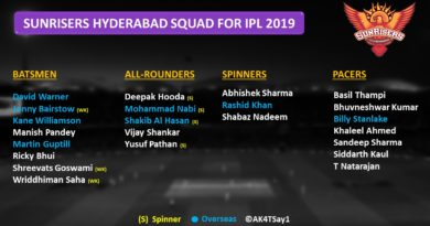 ipl 2019 srh strengths and weakness