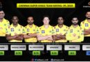 CSK Team Rating IPL 2019