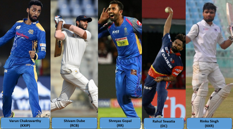 Key Uncapped Players to Watch for in IPL 2019