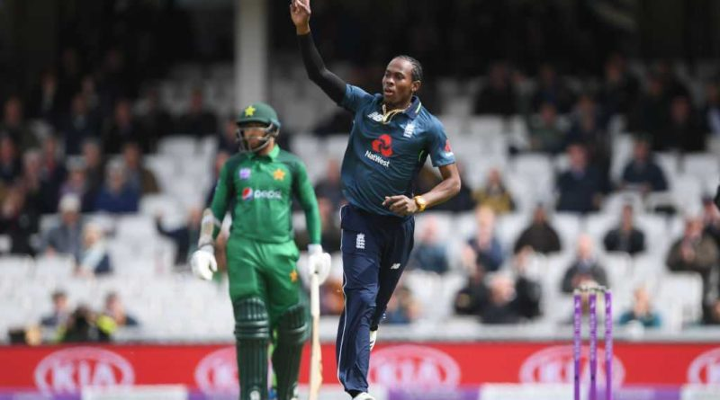 Jofra Archer World Cup 2019 selection