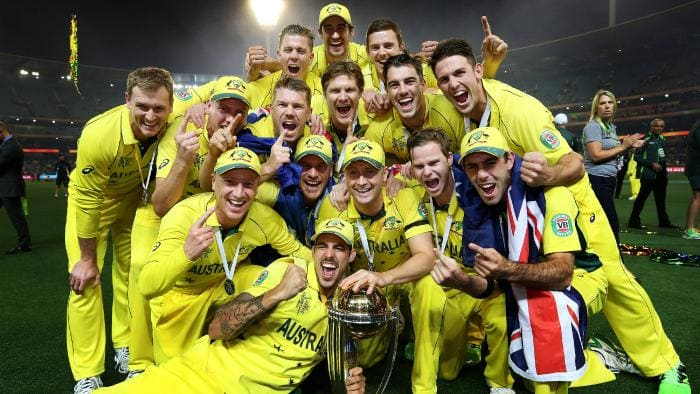 Team Australia, World Cup 2015 top moments