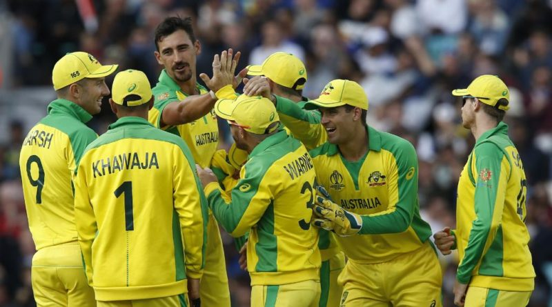 Australia vs Sri Lanka, World Cup 2019