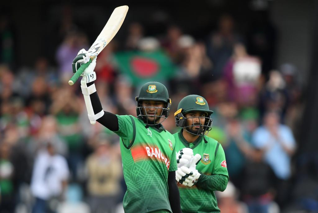 Shakib Al Hasan has arguably been the best batsman at World Cup 2019