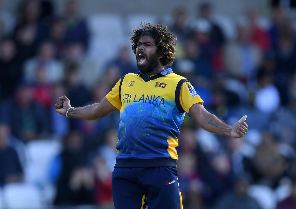The champion, Lasith Malinga bowled a sensational spell of 4-43 against England | Image Source: ICC