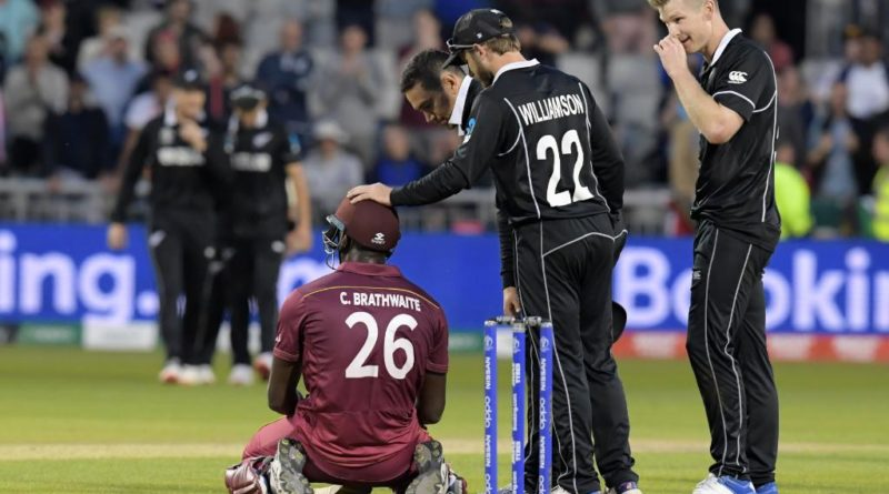 West Indies vs New Zealand World Cup 2019