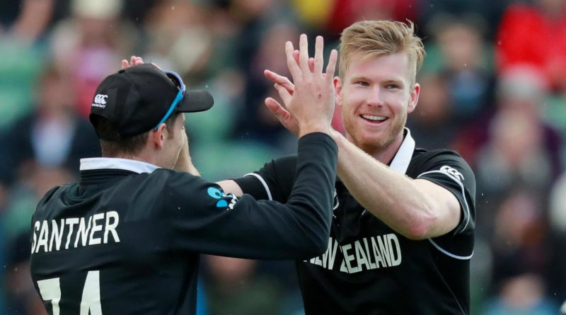 New Zealand vs Afghanistan, World Cup 2019