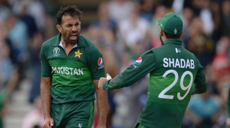 Pakistan vs England World Cup 2019