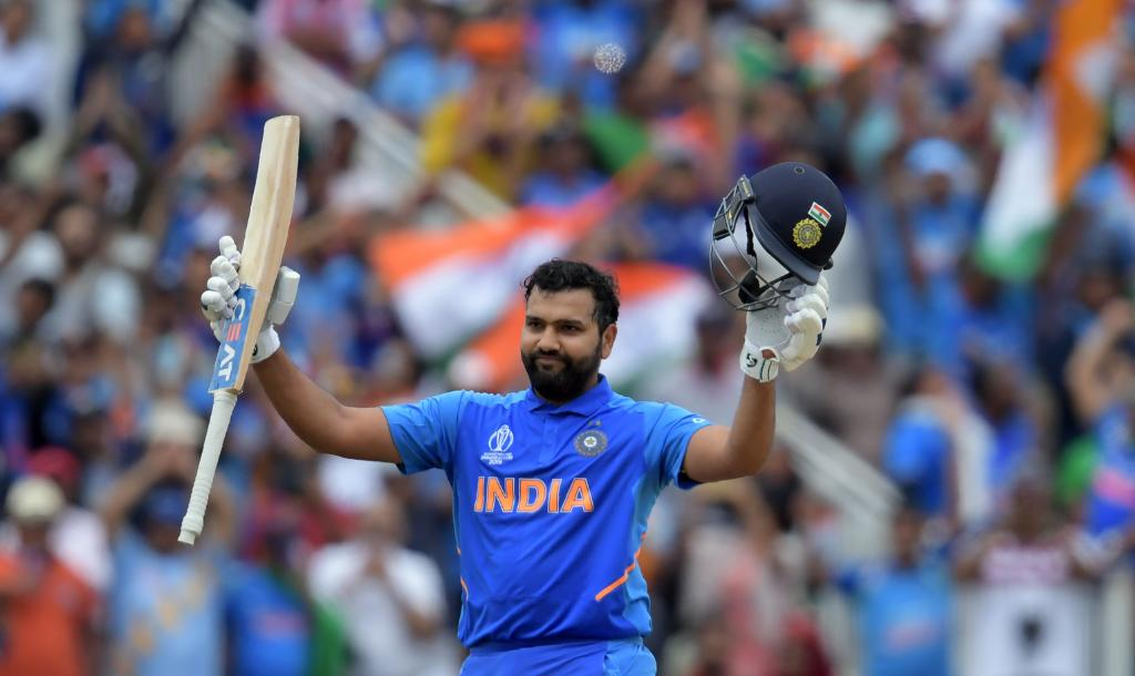 Rohit Sharma has been Team India's best batsman in World Cup 2019 | Image Source: ICC