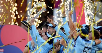 England make history; win their maiden World Cup after a tied Super Over