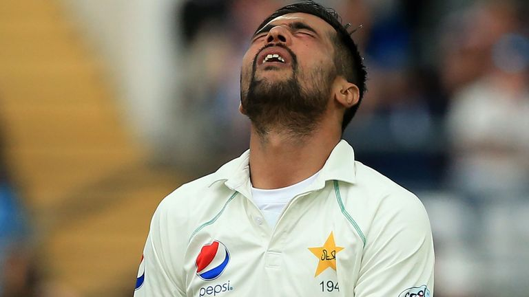 Mohammad Amir test retirement