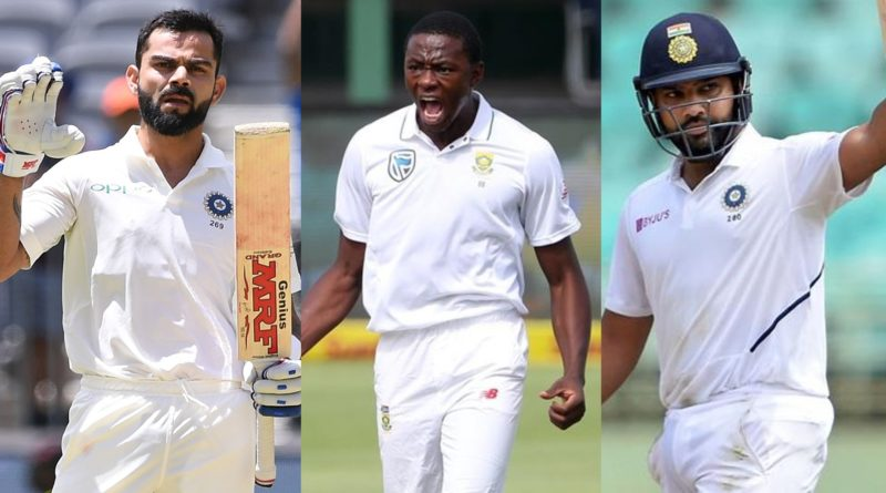India vs SA Key battles second Test match