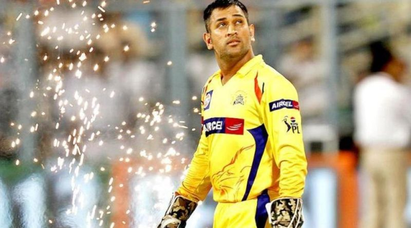 MS Dhoni Chennai Super Kings CSK IPL 2020