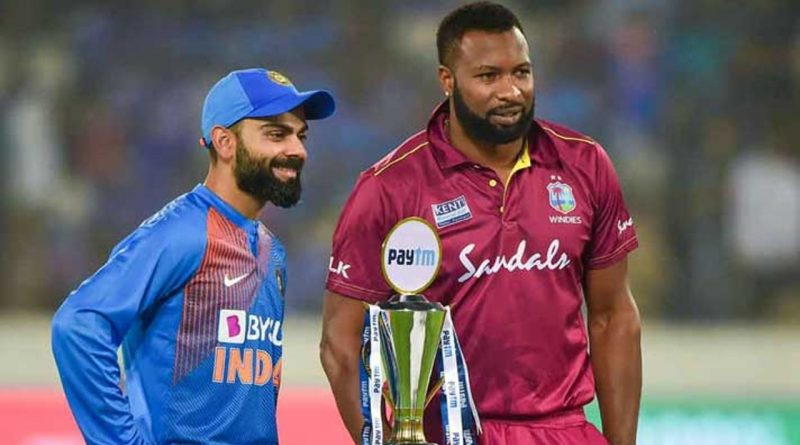 India vs WI First ODI expected playing 11.