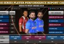 India vs WI T20I series player ratings (report card)