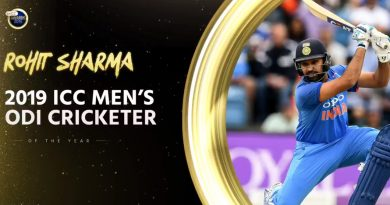 ICC Awards 2019 Rohit Sharma wins Men's ODI Cricketer of the year