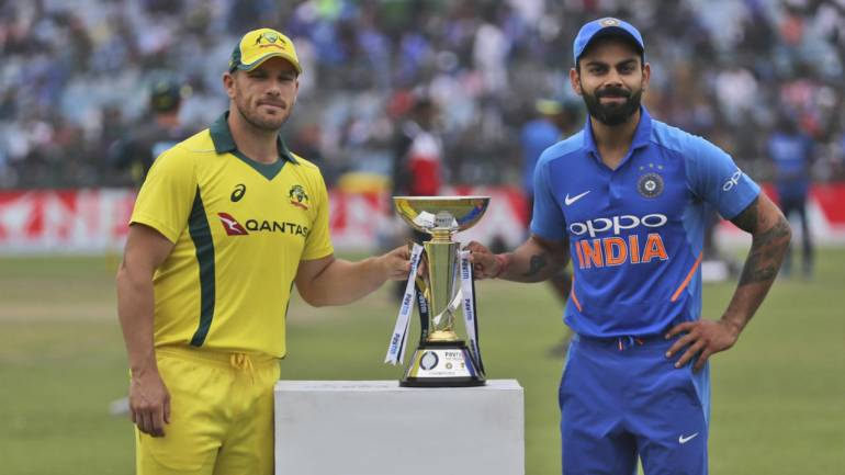 Ind Vs Australia >> India Vs Aus 2020 1st Odi Stats Preview And Predicted