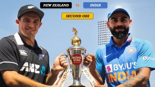 India vs NZ 2020 Second ODI Fantasy Preview and Predicted Playing 11