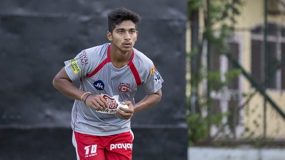 Darshan Nalkande can be the bowling all-rounder KXIP have been looking for || Image Source: BCCI