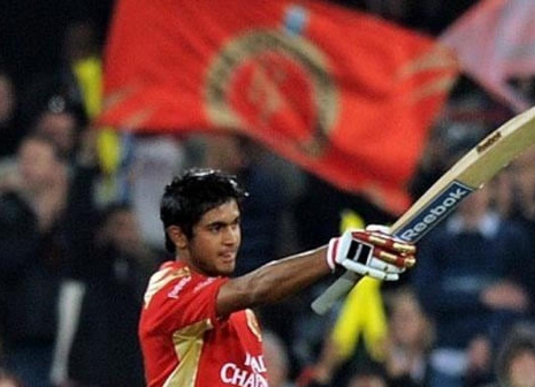 Manish Pandey became the first Indian to score a century in IPL || Image Source: BCCI