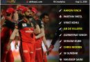 IPL 2020 UAE Strongest Probable Playing 11 for Royal Challengers Bangalore, RCB