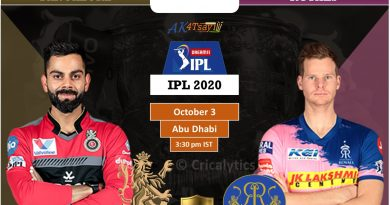 IPL 2020 Match 15 RCB vs RR predicted 11, preview, and top key players