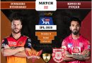 IPL 2020 UAE Match 22 SRH vs KXIP predicted 11, preview, and key players prediction