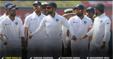 Team India Test series squad for Australia Tour 2020-21