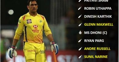 IPL 2020 flop 11 of the season or tournament