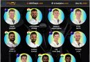 India vs Australia 2020 current combined all-star test 11