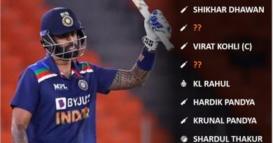 India vs England 2021 ideal playing 11 for 2nd odi