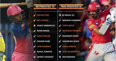 IPL 2021 RR vs PBKS match 4 predicted 11 and top fantasy picks
