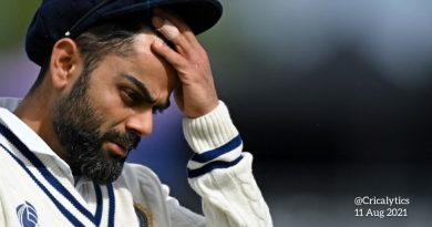 India and England have been docked 2 WTC points penalty as per rule for maintaining a slow over-rate in world test championship