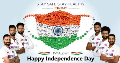 India 75th independence day cricket