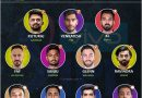 IPL 2021 best team playing 11 of the tournament